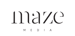 Maze Media logo for our group section